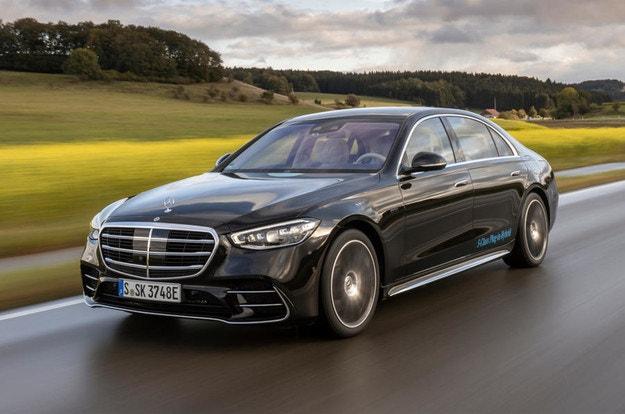 Плъгин Mercedes-Benz S-класа за 104 490 паунда