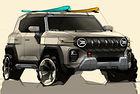 SsangYong представя всъдеход в стил Jeep