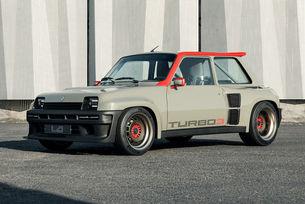 Légende Automobiles представя Turbo3
