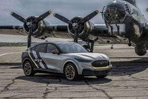 Уникален Mustang Mach-E за благотворителност