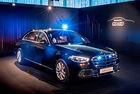 Mercedes пусна бронирана версия на новата S-класа