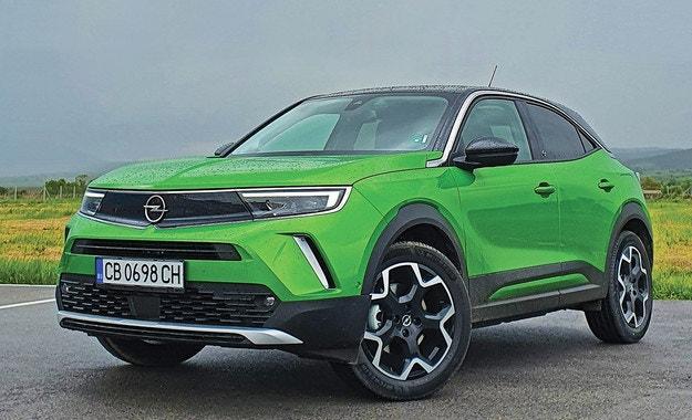 Opel Mokka-E: Електроискра
