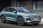 Семейството на Audi Q4 e-tron с 45 e-tron quattro