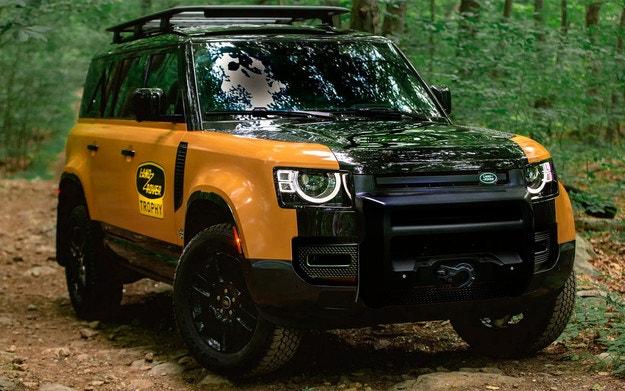 Land Rover Defender получава версия за експедиции