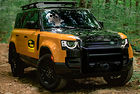 Land Rover Defender с версия за експедиции