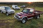 Toyota актуализира ветерана Land Cruiser 70
