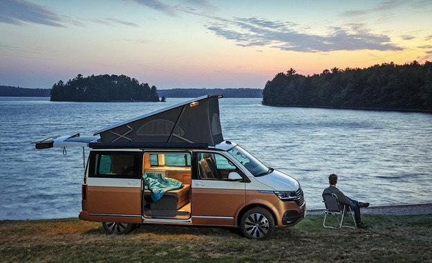 VW California 6.1 2.0 TDI Ocean: California Dreamin'