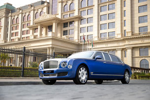 Продават пет Bentley Grand Limousine Mulsanne