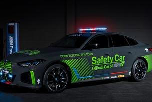 BMW i4 M50 става електромобил за безопасност