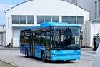 Škoda представя дизеловия автобус Škoda D'CITY