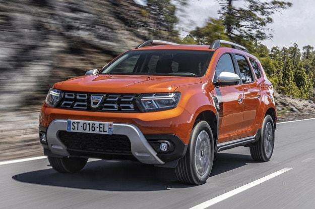 Dacia: Тайно орежие за борба с драскотините