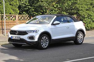 Леки промени за Volkswagen T-Roc Cabriolet