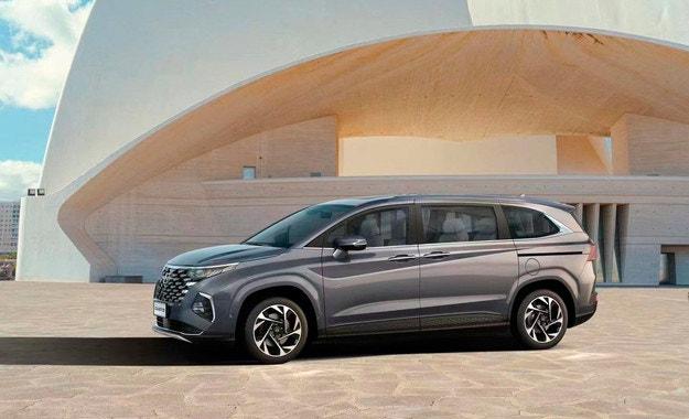 Hyundai представя нов миниван в стил Tucson
