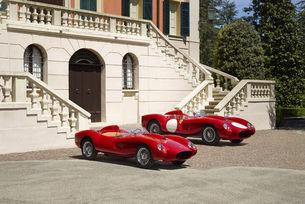 Ferrari Testa Rossa J за малки и големи