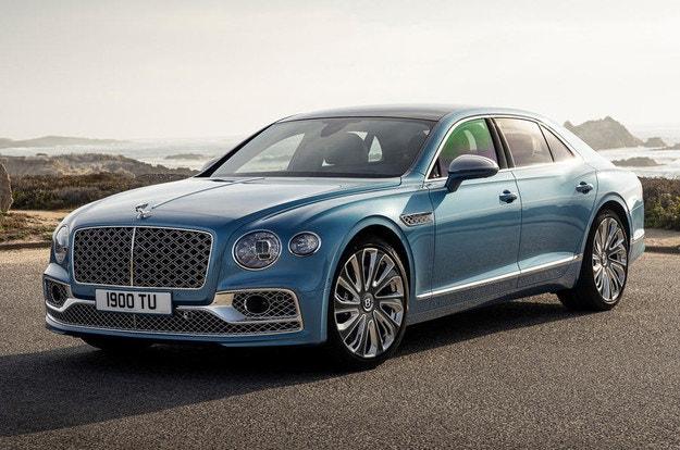 Дебютира новият Bentley Flying Spur Mulliner