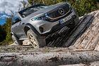 Mercedes ще покаже EQG G-класа 4x4