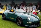 Gunther Werks 993 Speedster дебютира в Монтерей