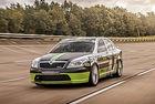 Skoda възстанови най-бързия си автомобил