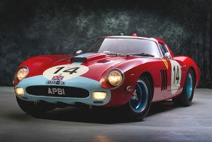 Salon Privé: Очакват два автомобила Ferrari 250 GTO