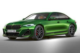 Новото BMW Серия 5: Горещ EV със 750 к.с.