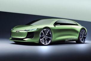 Предстявят Audi Grand Sphere concept на 2 септември