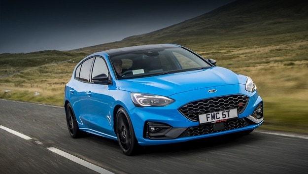 Ford Focus ST Edition е усъвършенстван на Нюрбургринг