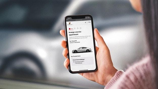 Porsche Aftersales разширява своите услуги