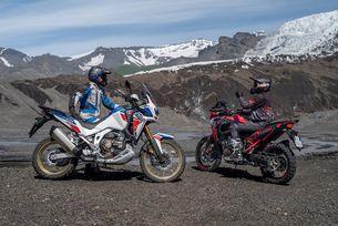 Africa Twin и Africa Twin Adventure Sport с нов облик