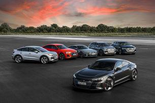 Audi представя своята корпоративна стратегия