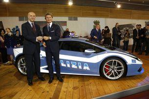 Lamborghini с уникален рекорд за скорост