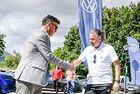 БФС и Volkswagen станаха официални партньори