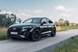 Audi SQ5 с V6 3,0 TDI оптимизиран от ABT