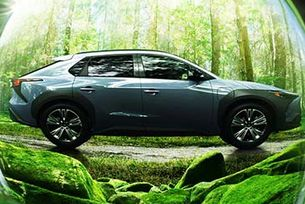 Subaru Solterra: Първи снимки и подробности