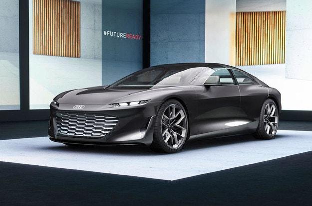 Audi Grandsphere е следващият A8 през 2024 г.