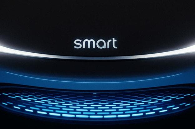 Електрическият Smart SUV с премиум амбиции
