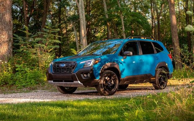 Subaru представи Forester за тежък офроуд