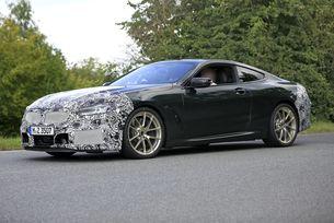 BMW Серия 8 ще претърпи очаквани промени
