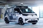 Volkswagen разработи автономен миниван