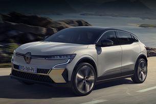 Renault Megane E-Tech Electric с шаси от партньор