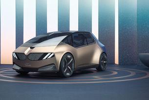 Разкршха концепта BMW i Vision Circular