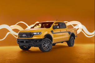 Тестват новия Ford Ranger 2022 на офроуд