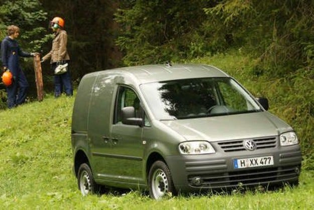 VW Caddy 4-Motion