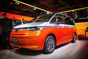 Volkswagen Multivan T7 дебютира в Мюнхен
