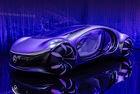Mercedes-Benz Vision AVTR работи с мисълта