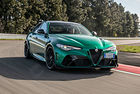 Alfa Romeo Giulia GTAm: Игра на зелено