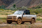 Land Rover Defender получава луксозен флагман