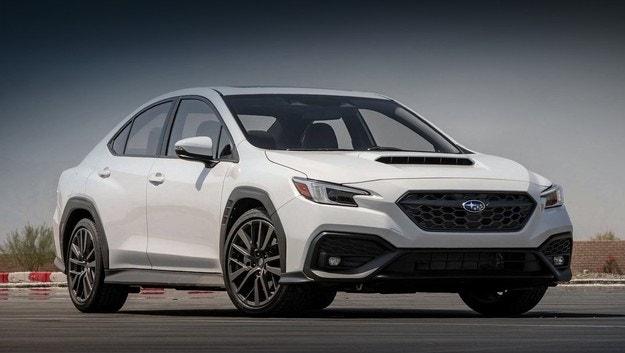 Седанът Subaru WRX се сроди с комбито Levorg
