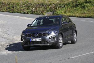 Обновяват Volkswagen T-Roc за 2022