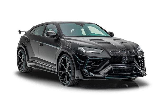 Mansory: Пакет Venatus Evo за Lamborghini Urus