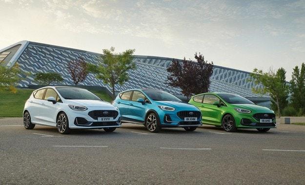 Ford обнови Fiesta